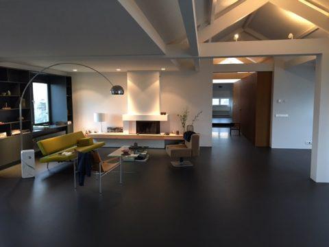 Verbouwing penthouse – meer ruimte en licht